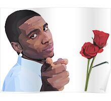 Lil B 'The BasedGod' Loves You! Poster