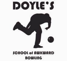 Awkward Bowling Kids Clothes