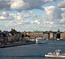 Stockholm by Kevin Hayden