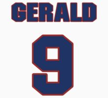 National baseball player Gerald Laird jersey 9 by imsport