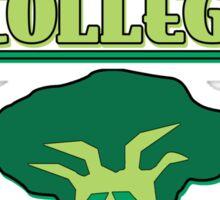 Legend of Zelda - Lost Woods College  Sticker