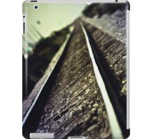 Across the Tracks iPad Case/Skin
