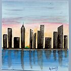NYCity by Anne Gitto