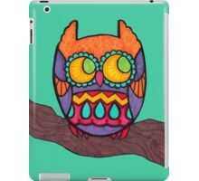 Cozy Owl iPad Case/Skin