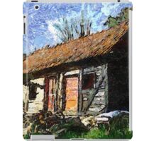 Rai Barn, Barda, Romania - all products iPad Case/Skin