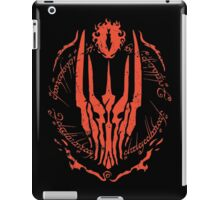 One Ring (Red) iPad Case/Skin