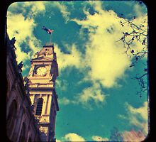Clock Tower by Ross Jardine