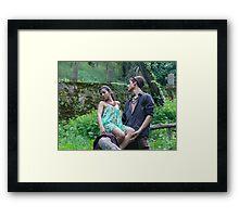 Clasic Framed Print