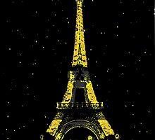 Eiffel Tower by Grobie