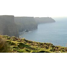 Cliffs of Moher 4 Photographic Print