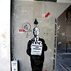 Jef Aerosol - Street Art, Paris by Caprice Sobels