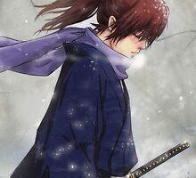 Samurai Kenshin by Tsuyoshi