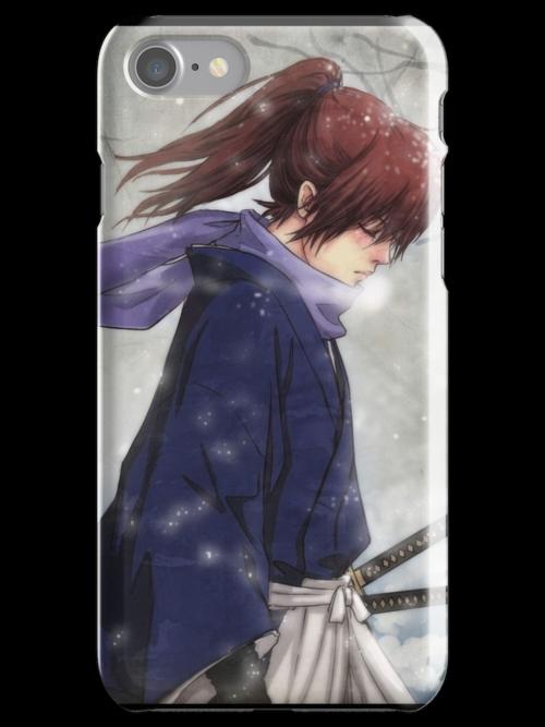 Samurai Kenshin by Hikaru Yagi