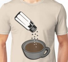 Salty coffee... Unisex T-Shirt