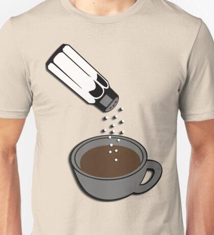 Salty coffee... T-Shirt