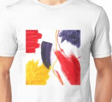Abstract Striking Acrylic Painting Unisex T-Shirt