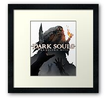 Dark Souls - Gravelord Nito Framed Print