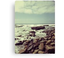 Tidal Flow Canvas Print