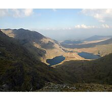 Carrauntoohil view Photographic Print