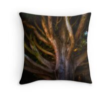 Tenticles Throw Pillow