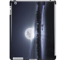 Hier kommt die mond II iPad Case/Skin