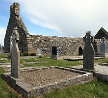 Cross Church ruins by John Quinn
