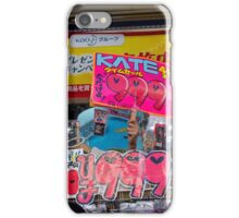 On Sale, Tokyo Japan iPhone Case/Skin