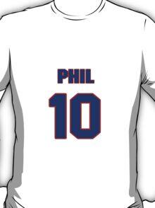 National baseball player Phil Rizzuto jersey 10 T-Shirt