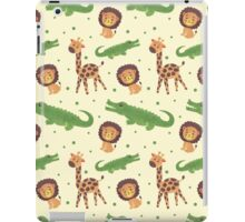 Welcome to Africa iPad Case/Skin
