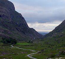Gap of Dunloe by Weirdfish695
