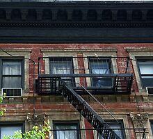 wall of windows by LenitaB