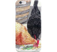 Lulu and Delilah iPhone Case/Skin