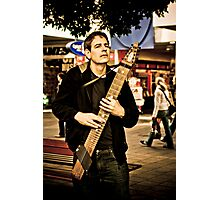 10 strings Photographic Print