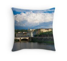 Florence / Tuscany / Italy Throw Pillow