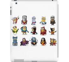 minionsss iPad Case/Skin