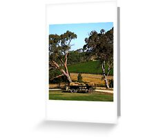 Longview Winery Greeting Card