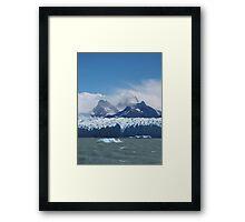 Perito Moreno Framed Print