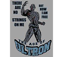 ultron Photographic Print