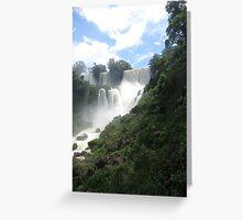 Foz do Iguaçu Greeting Card
