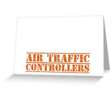 8th Day Air Traffic Controllers T-shirt Greeting Card