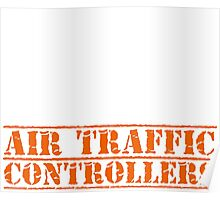 8th Day Air Traffic Controllers T-shirt Poster
