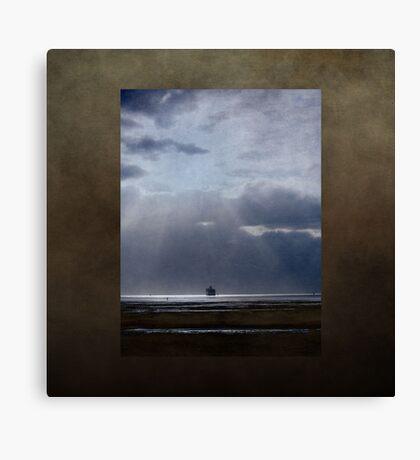 Long voyage home Canvas Print