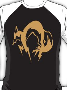 fox logo T-Shirt