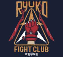 Ryuko Fight Club by pigboom