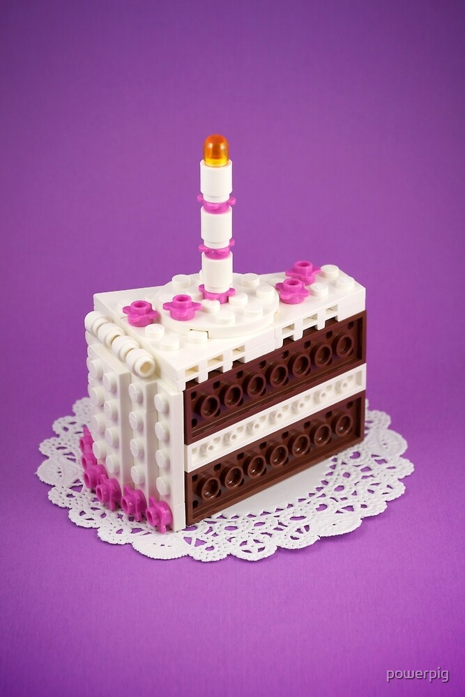 Let Them Build Cake by powerpig