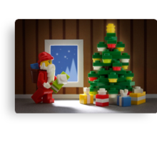 'Twas The Night Before Christmas Canvas Print