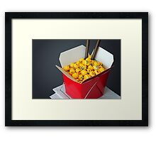 Mini Pok Framed Print