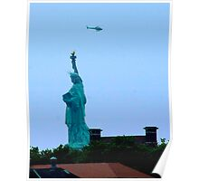 Liberty State Park Poster