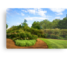 Impressions of London – Gardens at St James's Royal Park Metal Print
