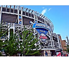 (formely known as Jacobs Field) Photographic Print